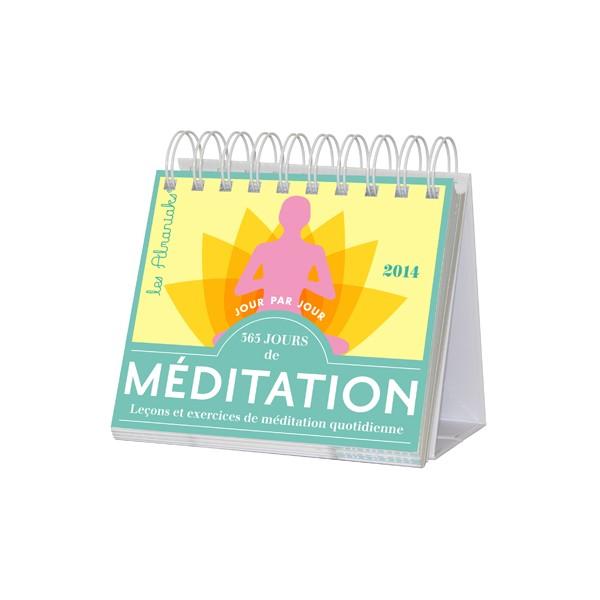 Almaniak 365 jours de méditation 2014