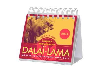 Almaniak Pensées et méditations du Dalaï Lama 2014