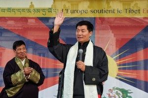 14March_133_BAS5944 Lobsang Sangay