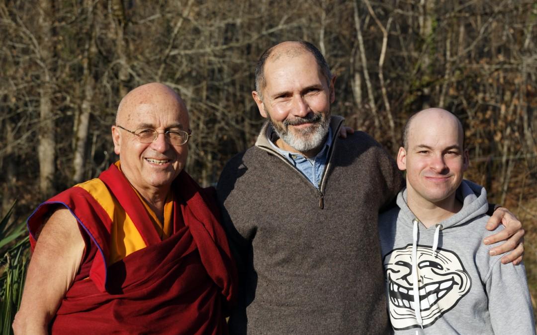 Soyez révolutionnaire: aimez, donnez, soyez bon: le message des 3 amis en quête de sagesse