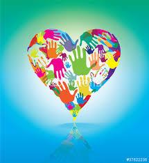 La tendresse et l'amour pour lutter pacifiquement contre la violence!