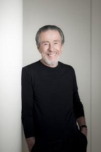 Jean-Louis Servan Schreiber (JLSS) - Journaliste, Auteur, editorialiste, essayiste et patron de presse - Photographié chez Lui - 3 Février 2015 - Paris
